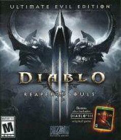 【中古】Xbox Oneソフト 北米版 DIABLO III ULTIMATE EVIL EDITION (18歳以上対象・国内版本体動作可)