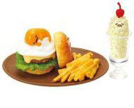 【中古】トレーディングフィギュア Hamburger Plate/ハンバーガープレート 「ぐでたま ぐでたまカフェ」