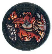 【中古】妖怪メダル [コード保証無し] レッドJ Bメダル(ホロ・ボスメダル) 「3DSソフト 妖怪ウォッチバスターズ 赤猫団」 パッケージ版購入特典【タイムセール】