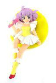 【中古】トレーディングフィギュア クリィミーマミ(黄色ドレス) 「魔法の天使クリィミーマミ デスクトップクリィミーマミ」