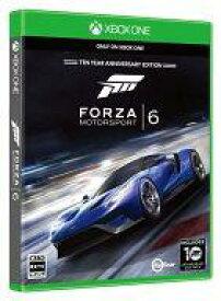 【中古】Xbox Oneソフト Forza Motorsport6