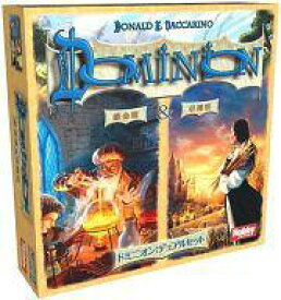 【新品】ボードゲーム ドミニオン:デュアルセット錬金術&収穫祭 日本語版 (Dominion: Alchemisten & Reiche Ernte Mixbox)