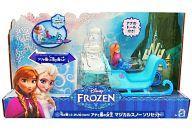 【中古】ドール マジカルスノーソリセット 「アナと雪の女王」【タイムセール】