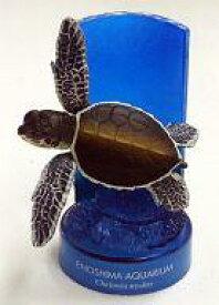 【中古】ペットボトルキャップ アオウミガメ 「新江ノ島水族館への誘い」