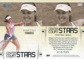 【中古】スポーツ/CENTER COURT STARS/ACE AUTHENTIC 2006 CC-15 [CENTER COURT STARS] : MARTINA HINHGIS(/599)