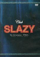 【中古】その他DVD SLAZY The 3rd invitation 〜Onyx〜