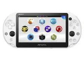 【中古】PSVITAハード PlayStation Vita本体 Wi-Fiモデル グレイシャー・ホワイト[PCH-2000]