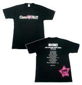 【中古】Tシャツ(キャラクター) [単品] けいおん!! Tシャツ ブラック フリーサイズ 「けいおん!! ライブイベント 〜Come with Me!!〜」 Come with Me!!セット同梱品