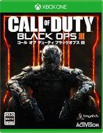 【中古】Xbox Oneソフト コール オブ デューティ ブラックオプスIII
