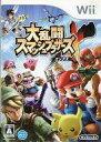 【中古】Wiiソフト 大乱闘スマッシュブラザーズX(状態:説明書欠品・ディスク状態難)