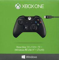 【中古】Xbox Oneハード Xbox One コントローラー (Windows用USBケーブル付) [7MN-00005]