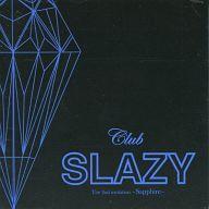【中古】ミュージカルCD Club SLAZY The 2nd invitation -Sapphire-