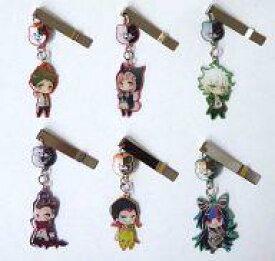 【中古】小物(キャラクター) 全6種セット 「スーパーダンガンロンパ2 ゆらゆらクリップコレクション」
