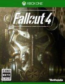 【中古】Xbox Oneソフト フォールアウト4