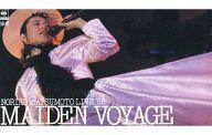 【中古】邦楽 VHS 松本典子/ LIVE'86MAIDEN VOYAGE