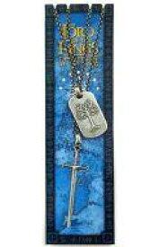 【中古】銀製品・指輪・アクセサリー(男性) 紋章&剣 ペンダント 「ロード・オブ・ザ・リング 王の帰還」