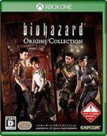 【中古】Xbox Oneソフト バイオハザード オリジンズコレクション