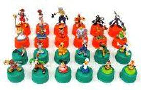 【中古】ペットボトルキャップ 全24種セット 「キングダムハーツ オリジナルボトルキャップフィギュア」 三ツ矢サイダー&バヤリース 2002年キャンペーン品