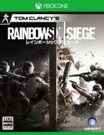 【中古】Xbox Oneソフト RAINBOW SIX SIEGE(レインボーシックス シージ)