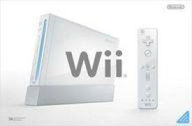 【中古】Wiiハード Wii本体[リモコンジャケット同梱版](白) (状態:本体状態難)