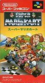 【中古】スーパーファミコンソフト ランクB)スーパーマリオカート