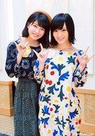 【中古】生写真(AKB48・SKE48)/アイドル/AKB48 横山由依・山本彩/CD「唇にBe My Baby」上新電機特典生写真