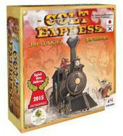 【中古】ボードゲーム コルト・エクスプレス 日本語・韓国語版 (Colt Express)