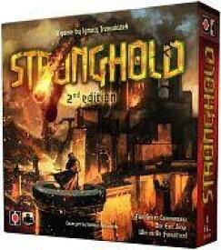 【中古】ボードゲーム ストロングホールド 第2版 (Stronghold 2nd Edition) [日本語訳付き]
