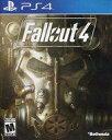 【中古】PS4ソフト 北米版 Fallout 4(18歳以上対象・国内版本体動作可)