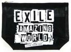 """【エントリーでポイント10倍!(9月11日01:59まで!)】【中古】バッグ(男性) EXILE ペイントポーチ 「EXILE LIVE TOUR 2015 """"AMAZING WORLD""""」"""