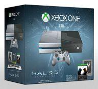 【中古】Xbox Oneハード XboxOne本体 1TB『Halo 5: Guardians』リミテッド エディション