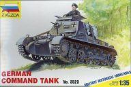 【中古】プラモデル 1/35 GERMAN COMMAND TANK -ドイツ軍 I号指揮戦車- [3523]