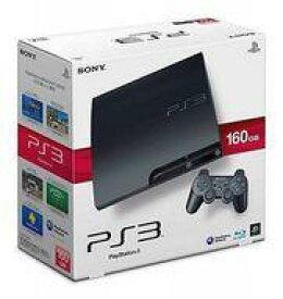 【エントリーでポイント10倍!(4月16日01:59まで!)】【中古】PS3ハード プレイステーション3本体 チャコール・ブラック(HDD 160GB) (状態:コントローラー欠品)