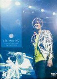 【エントリーでポイント10倍!(7月11日01:59まで!)】【中古】洋楽DVD イ・ミンホ / 2013 Global Tour in JAPAN 〜My Everything〜
