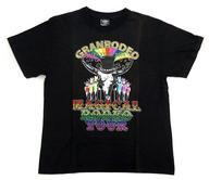 【中古】Tシャツ(男性アイドル) GRANRODEO マジカルTシャツ スミ Mサイズ 「GRANRODEO LIVE TOUR 2014 MAGICAL RODEO TOUR」【タイムセール】