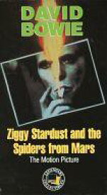 【中古】洋楽 VHS DAVID BOWIE / Ziggy Stardust and the Spiders from Mars [輸入版]