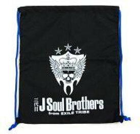 """【エントリーでポイント10倍!(9月11日01:59まで!)】【中古】バッグ(男性) 三代目J Soul Brothers 三代目JSB ナップサック 「三代目J Soul Brothers LIVE TOUR 2015""""BLUE PLANET""""」"""