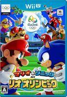 【新品】WiiUソフト マリオ&ソニックATリオオリンピック [通常版]