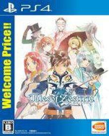 【中古】PS4ソフト テイルズ・オブ・ゼスティリア [Welcome Price!!]