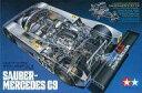 【中古】プラモデル 1/24 ザウバー・メルセデスC9 「スポーツカーシリーズ No.91」 ディスプレイモデル [24091]【タイ…