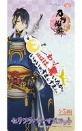 【中古】キーホルダー・マスコット(キャラクター) 鶴丸国永 セリフラバーマスコット 「刀剣乱舞-ONLINE-」