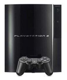 【中古】PS3ハード プレイステーション3本体(HDD 60GB) (状態:本体状態難)
