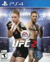【中古】PS4ソフト 北米版 EA SPORTS UFC 2 (国内版本体動作可)