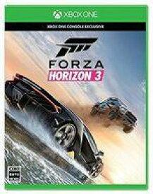 【中古】Xbox Oneソフト Forza Horizon3 [通常版]