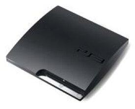 【中古】PS3ハード プレイステーション3本体 チャコール・ブラック [CECH-2100A] (HDD 120GB) (状態:コントローラー欠品)