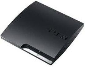【中古】PS3ハード プレイステーション3本体 チャコール・ブラック(HDD 160GB)(状態:コントローラー欠品)