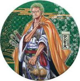 【中古】バッジ・ピンズ(キャラクター) ロロノア・ゾロ 「スーパー歌舞伎II ワンピース コレクション缶バッジ」