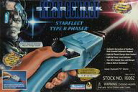 【中古】おもちゃ Type II Phaser -タイプ2フェイザー- 「スタートレック」