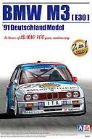【中古】プラモデル 1/24 BMW M3 E30 `91 ドイツ仕様 「BEEMAXシリーズ No.11」