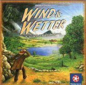 【中古】ボードゲーム 晴れたらいいね (Wind&Wetter) [日本語訳付き]